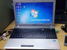 Laptop Samsung NP-RV509