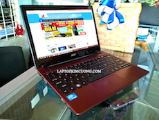 Laptop Acer Aspire One 756 AO756