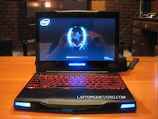 Laptop Alienware M11x (Core i5)