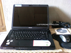 Laptop Toshiba Satellite L505 (Core 2 T6400 2.0)