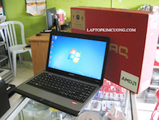 Laptop HP Compaq 435