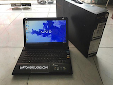 Laptop Sony Vaio SVE14132CVB