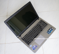 Laptop ASUS X550CA (Core i5 3337/4/500)