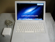 Macbook White A1181(Core 2 2.4Ghz)