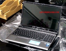 Laptop Sony SVE15138CVB