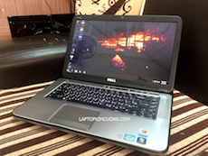 Laptop Dell XPS 15 L502X (Core i7/VGA rời GT525)