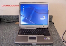 Laptop Dell Latitude D610